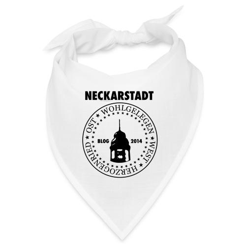 Neckarstadt Blog seit 2014 (Logo dunkel) - Bandana
