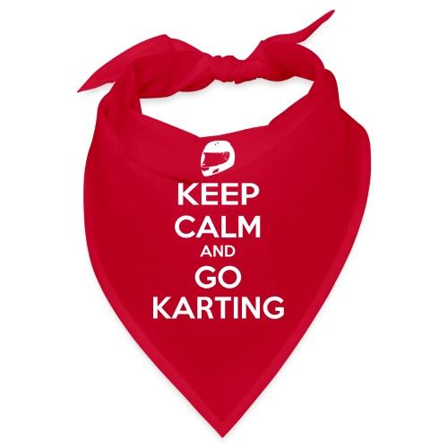 Keep Calm and Go Karting - Bandana