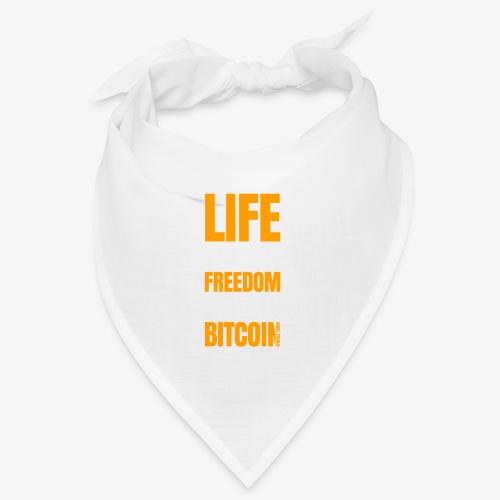 crypto bitcoin cryptocurrency cryptomonnaie - Bandana