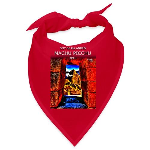 SOJA de los ANDES - Machu Picchu II - Bandana