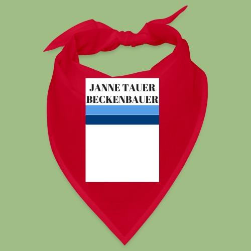 Janne Tauer BECKENBAUER - Snusnäsduk