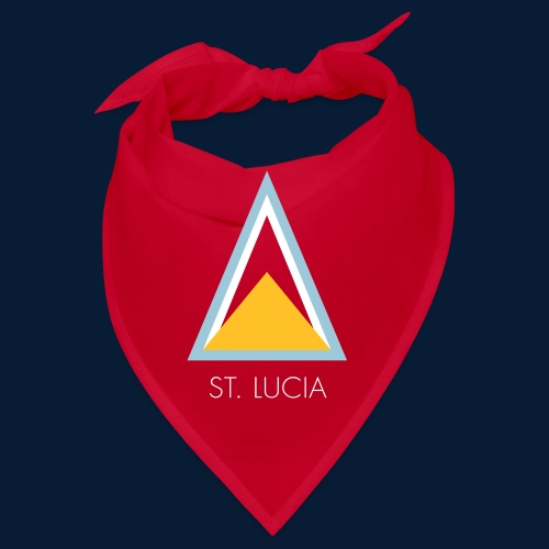 St. Lucia - Bandana
