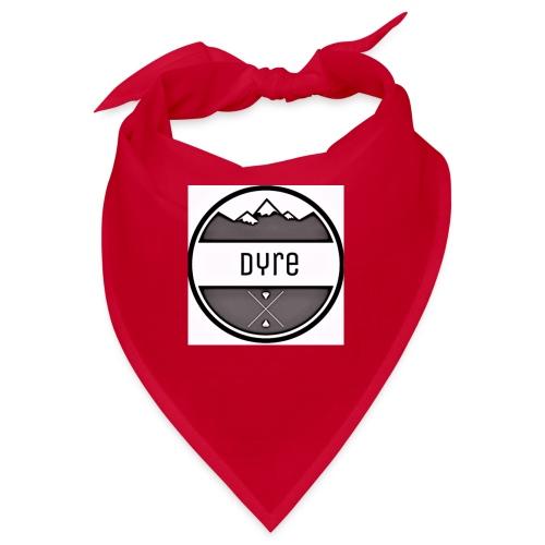logo DYRE - Bandana