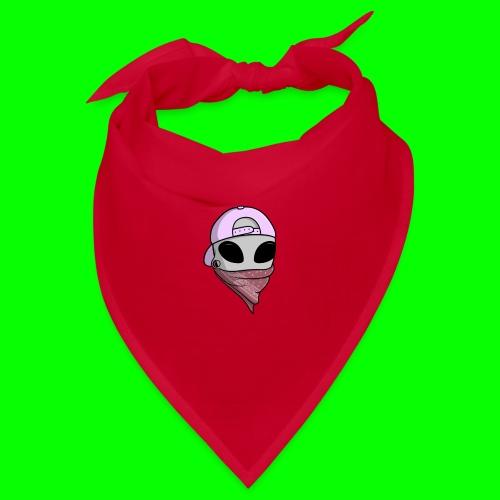 gangsta alien logo - Bandana