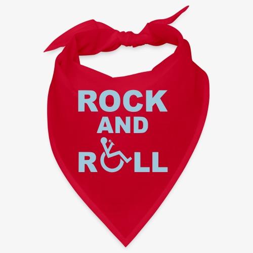 > Ik rock en roll in mijn rolstoel - Bandana