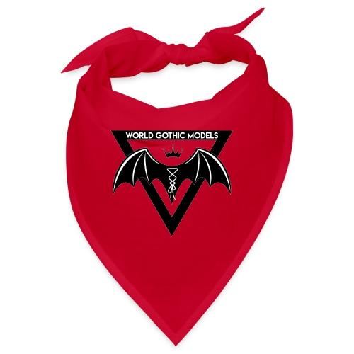 World Gothic Models Official Logo Design - Bandana