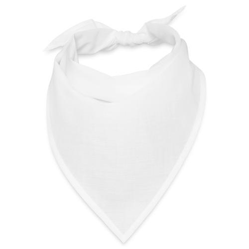 Skull white - Bandana
