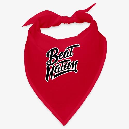Logo Officiel Beat Nation Noir - Bandana