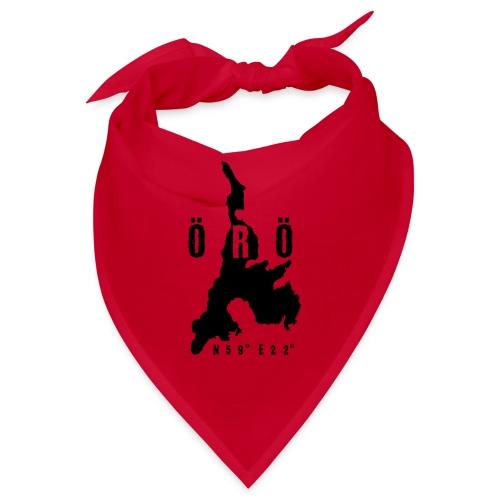ÖRÖ ISLAND, FINLAND T-SHIRTS, HOODIES + 150 GIFTS - Bandana