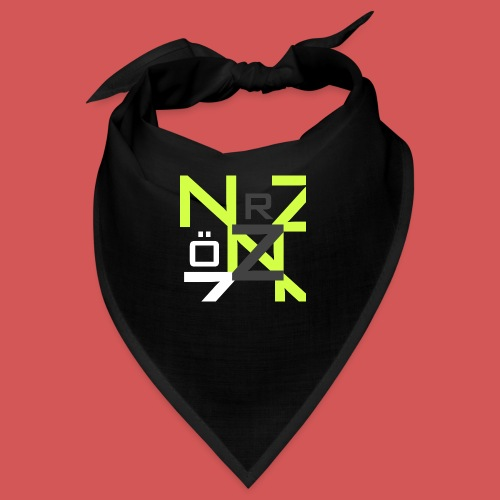 Nörthstat Group™ Clear Transparent Main Logo - Bandana
