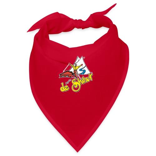 14787 fl tshirt logo skihut rotterdam - Bandana