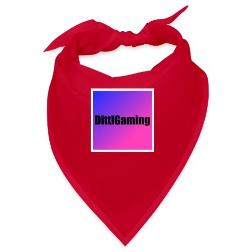 Merch mit Logo von DittlGaming - Bandana