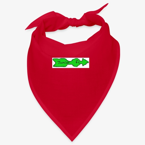 Junior FC Logo - Bandana