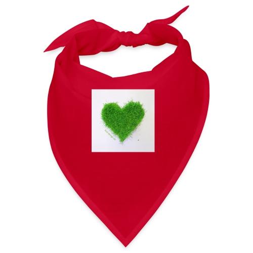 Herzrasen Button - Bandana
