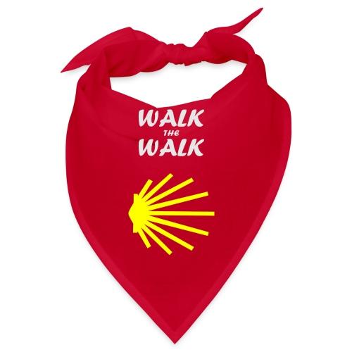 Walk the Walk - Camino de Santiago - Bandana