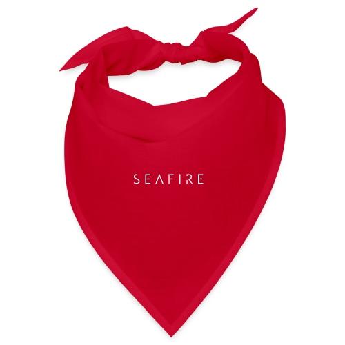 Seafire logo WHITE - Bandana