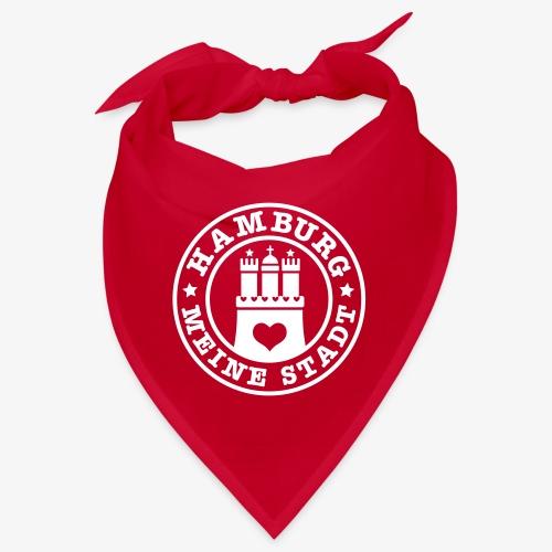 HAMBURG MEINE STADT Wappen 1c - Bandana