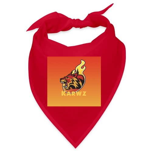 Karwz limited edition Tiger - Bandana