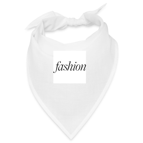 fashion - Bandana