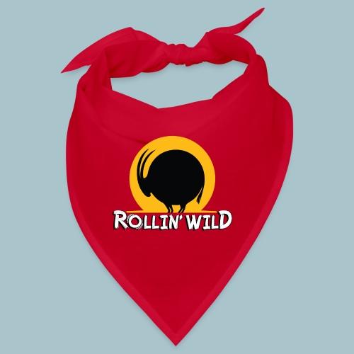 Rollin' Wild Logo - Bandana