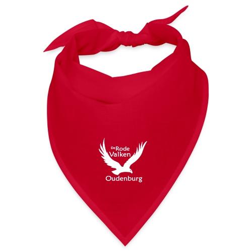 Rode valken oudenburg wit - Bandana