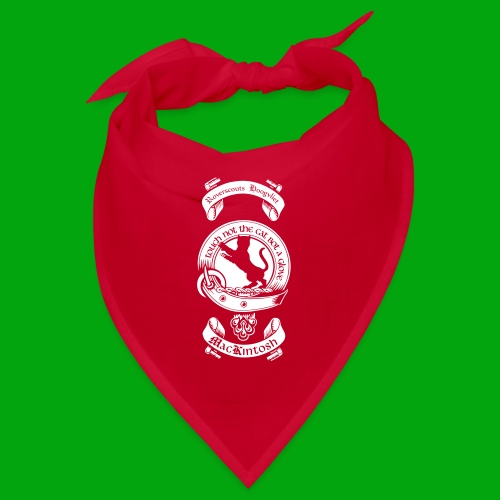Enkel Roverscouts logo - Bandana
