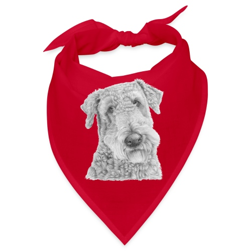 airedale terrier - Bandana