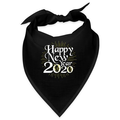 Happy New Year 2020 men - Bandana
