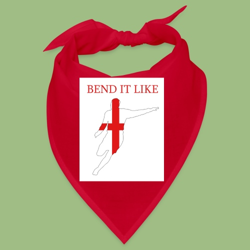 Bend It Like DavidBeckham - Snusnäsduk