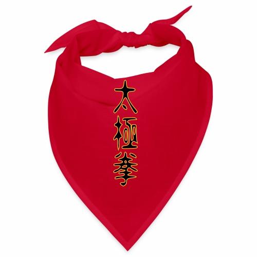 taiji schrift VII - Bandana