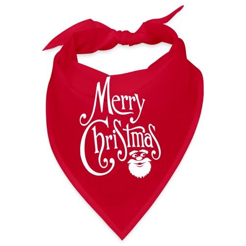 Merry Christmas - Bandana
