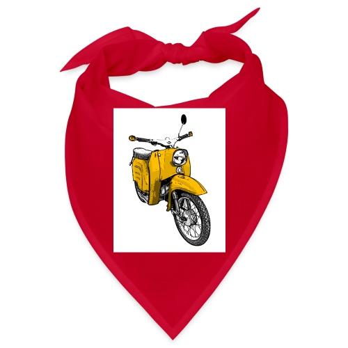 Die Schwalbenfahrer-Tasse (gelb) - Bandana