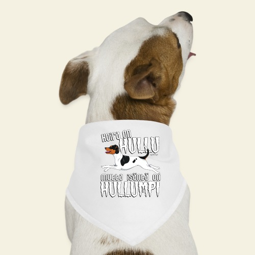 Brasilianterrieri Hullumpi3 - Koiran bandana