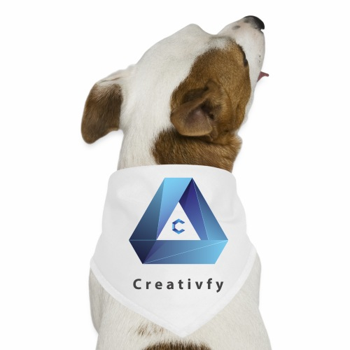 creativfy - Hunde-Bandana