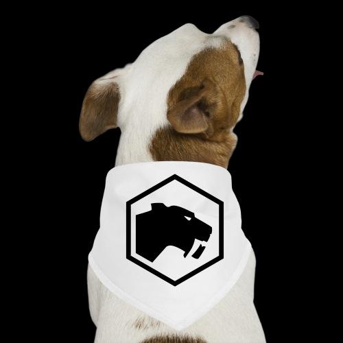 Logo Neon Orange - Hunde-Bandana
