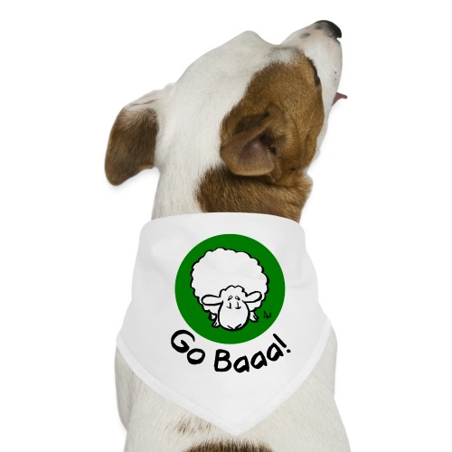Allez Baaa! moustique - Bandana pour chien