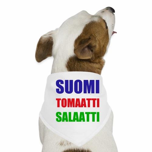 SUOMI SALAATTI tomater - Hunde-bandana