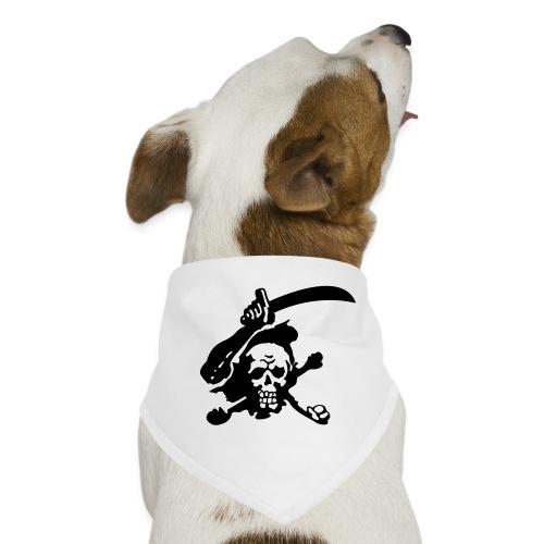 Skull Attack - Dog Bandana