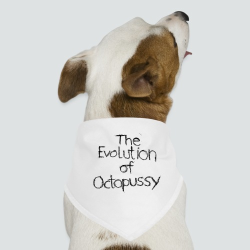 Evoctopussy png - Hunde-Bandana
