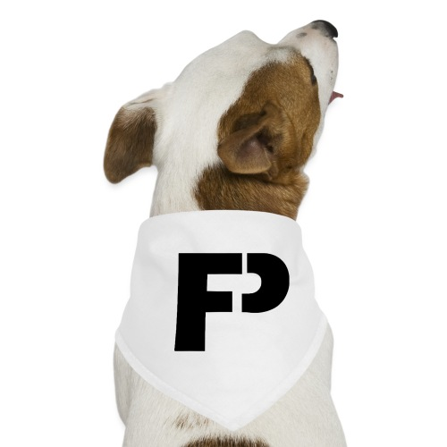 logo - Honden-bandana