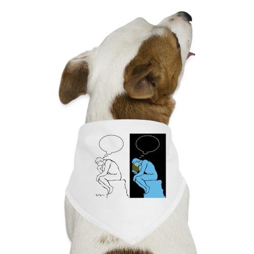 The Thinker - Dog Bandana