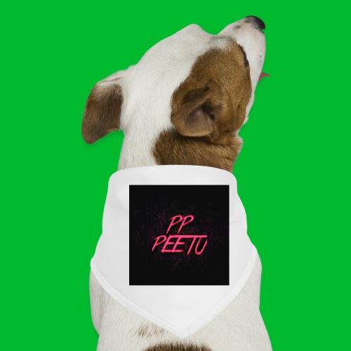 Ppppeetu logo - Koiran bandana