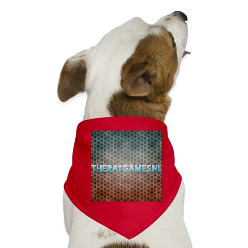 TheRayGames Merch - Dog Bandana