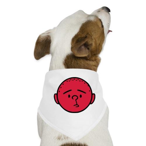 pilkstflcolor - Hundsnusnäsduk