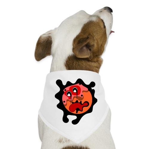 scary cartoon - Honden-bandana