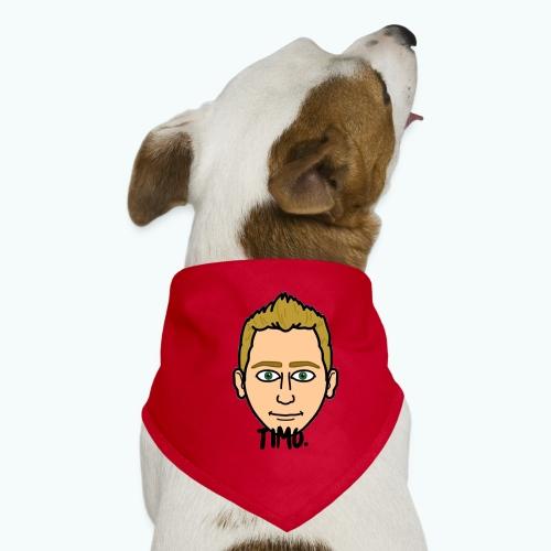 Logo TIMO. - Honden-bandana