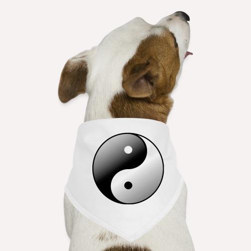 Yin Yang Symbol balance Print Sign - Dog Bandana