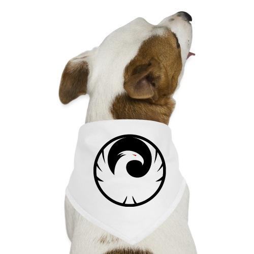 Phönix Logo Schattierung Phoenix schwarz black - Hunde-Bandana