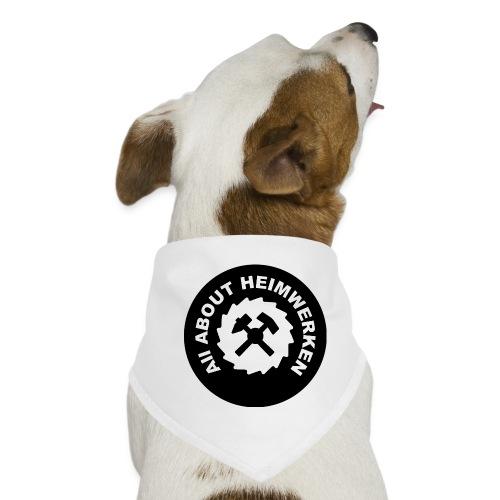 ALL ABOUT HEIMWERKEN - LOGO - Hunde-Bandana