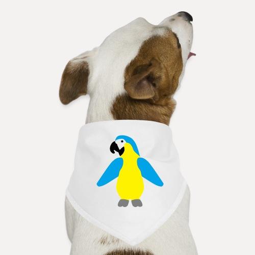 Gelbbrustara - Dog Bandana